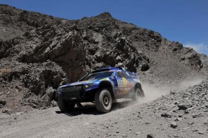 DAKAR ARGENTINA CHILE 2011 - STAGE 4 : SAN SALVADOR DE JUJUY (ARG) / CALAMA (CHI) - 05/01/11 - PHOTO : DPPI