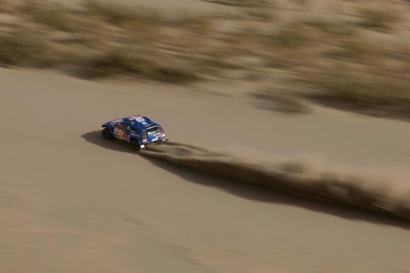 Silk Way Rallye 2010 - Volkswagen Race Touareg 3