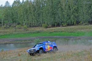 Silk Way Rallye 2010