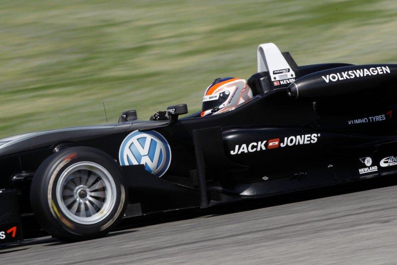 Formel3 Cup 2010 Kevin Magnussen