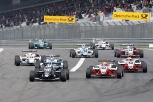 Formel3 Cup 2010 Start Nürburgring
