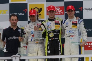Formel3 Cup Marco Wittmann und Daniel Abt