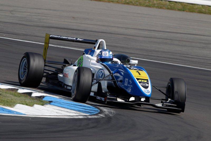 Formel3 Cup Marco Wittmann in Hockenheim