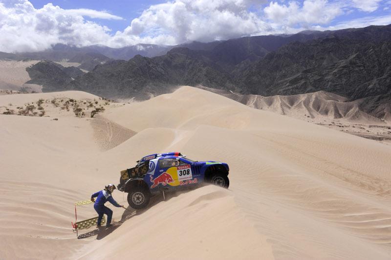 Rallye Dakar 2009