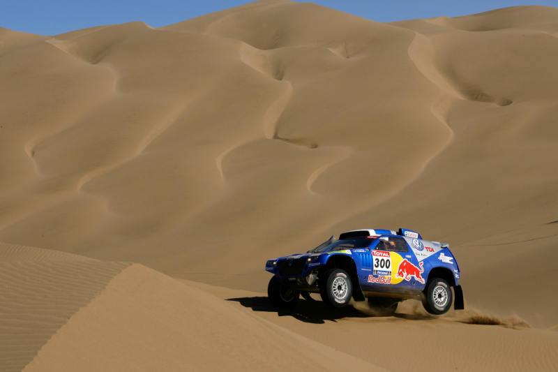 DAKAR ARGENTINA CHILE 2010 - STAGE 7 - IQUIQUE (CHI) / ANTOFAGASTA (CHI) - 08/01/2010- PHOTO : DPPI