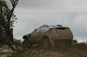 Rallye Dakar 2010: Nasser Al-Attiyah und Timo Gottschalk