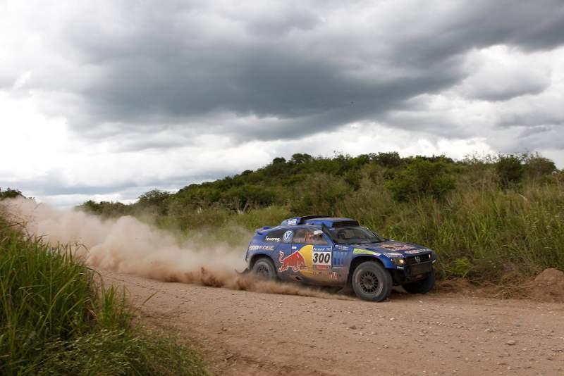 Rallye Dakar 2011