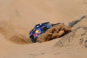 DAKAR ARGENTINA CHILE 2011 - STAGE 9 : COPIAPO (ARG) / COPIAPO (ARG) - 11/01/11 - PHOTO : FRANCOIS FLAMAND / DPPI