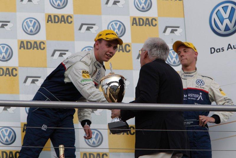Scirocco R-Cup Sieger Daniel Lloyd und Dr. Ulrich Hackenberg